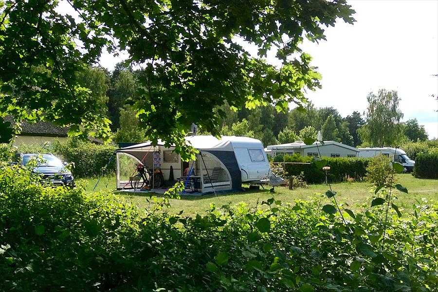 camping in Groß Leuthen