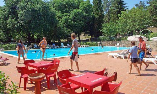 Aanbiedingen camping Camping Colleverde Siena in Siena
