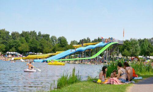 Aanbiedingen camping Oostappen Vakantiepark Prinsenmeer in Asten