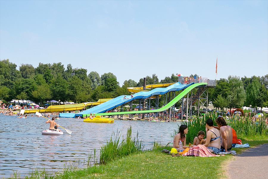 Oostappen Vakantiepark Prinsenmeer Asten