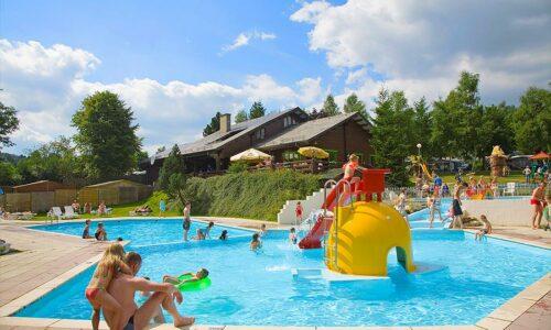 Aanbiedingen camping BestCamp Ardennen Camping Petite Suisse in Dochamps