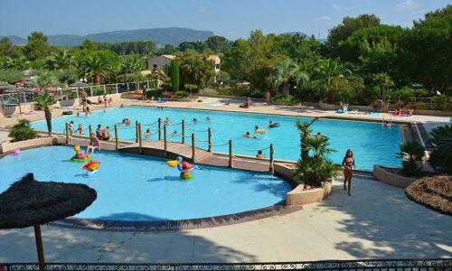 Aanbiedingen camping Camping Leï Suves in Roquebrune-sur-Argens