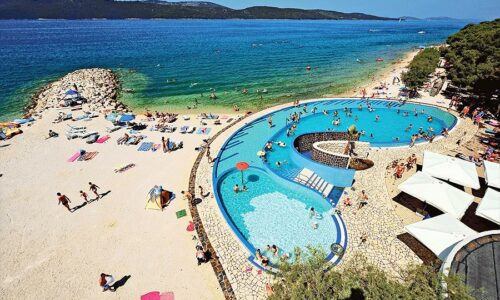 Aanbiedingen camping Solaris Camping Resort in Šibenik
