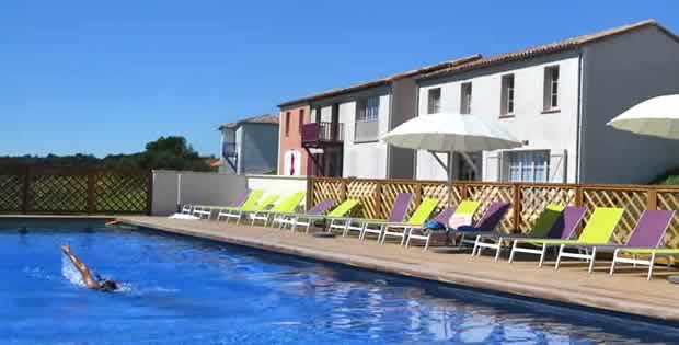 Vakantiepark L'Oustal del Carlat Carla Bayle