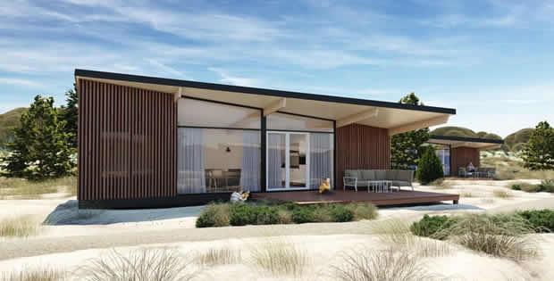 nieuwe belvilla vakantiehuizen Nederland, Sea lodge Bloemendaal