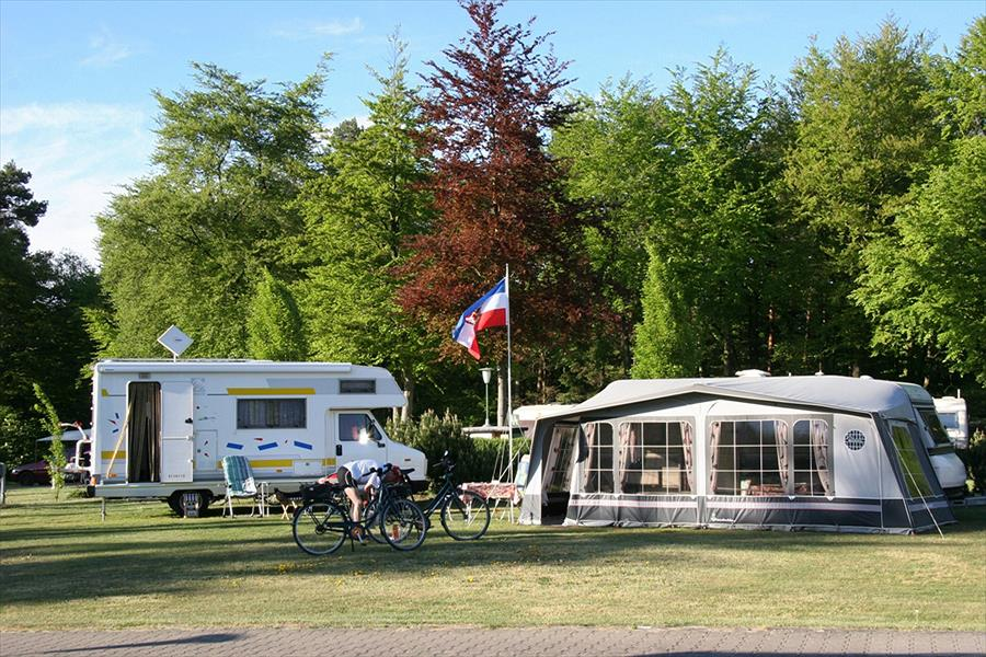camping in Bleckede