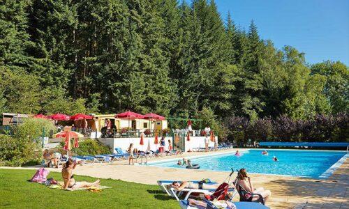 Aanbiedingen camping Camping Parc La Clusure in Bure