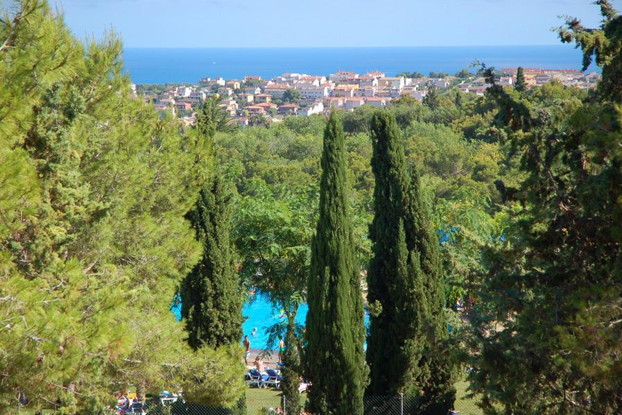 Camping Vilanova Park Barcelona