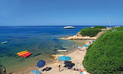 Aanbiedingen camping Camping Village Bella Sardinia in Cuglieri