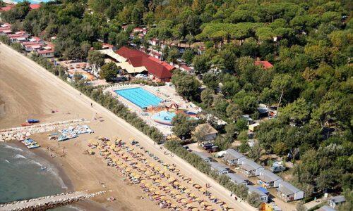 Aanbiedingen camping Camping San Francesco in Caorle