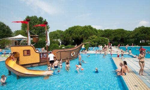 Aanbiedingen camping Camping Ca'Savio in Cavallino-Treporti