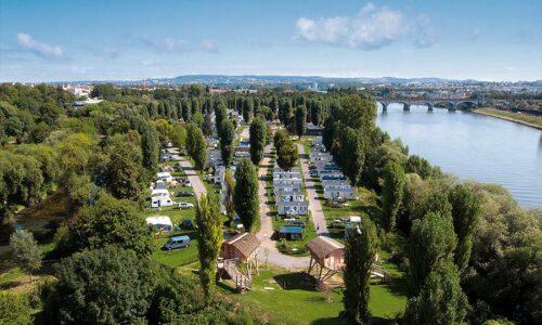 Aanbiedingen camping Camping Sandaya Paris Maisons Laffitte in Maisons-Laffitte