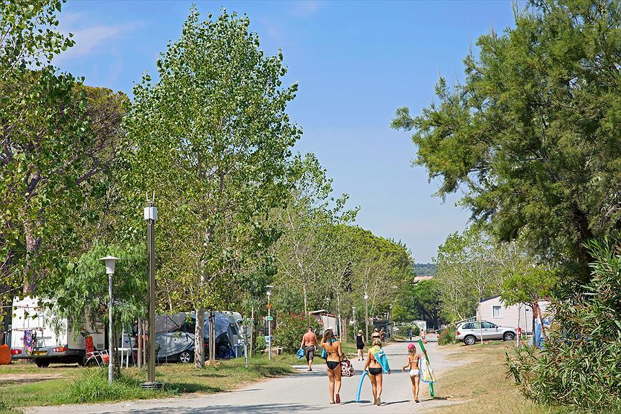 Parc de Camping de St. Aygulf-Plage Var
