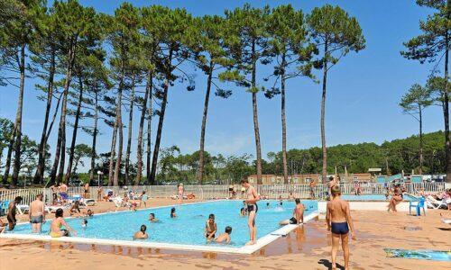 Aanbiedingen camping Camping Les Oyats in Seignosse