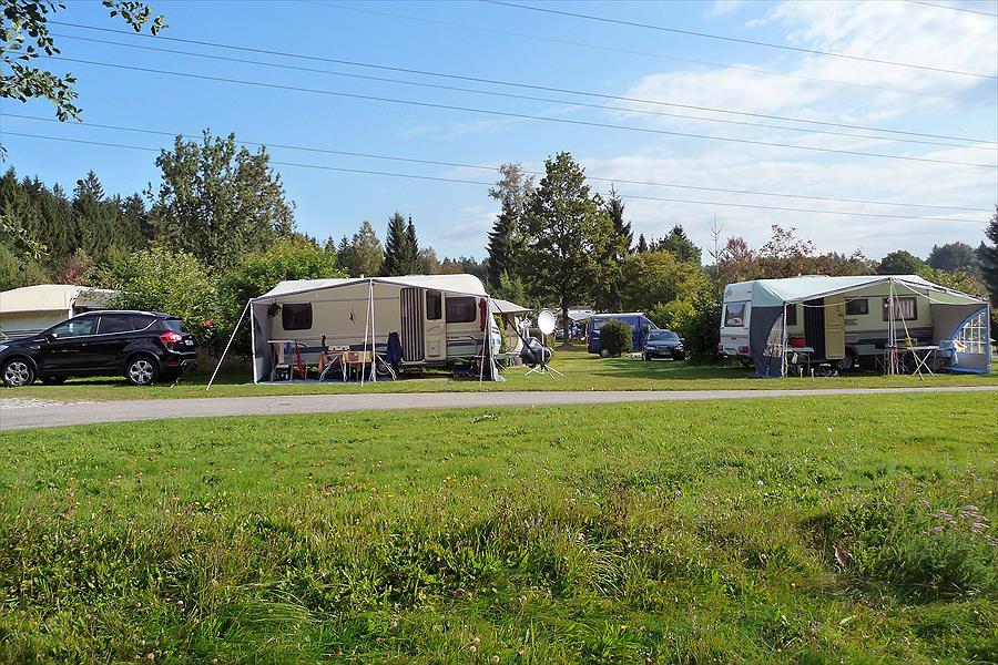 camping in Viechtach