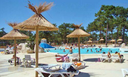 Aanbiedingen camping Camping Atlantic Club Montalivet in Vendays-Montalivet