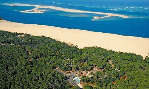 Aanbiedingen camping Tohapi La Forêt in Pyla sur Mer