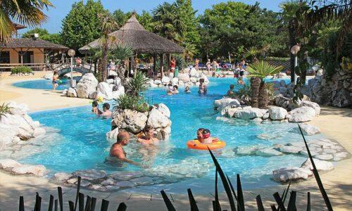 Aanbiedingen camping Camping Tahiti in Lido di Nazioni