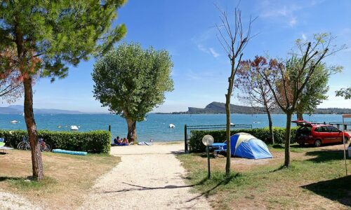 Aanbiedingen camping Camping La Gardiola in San Felice del Benaco