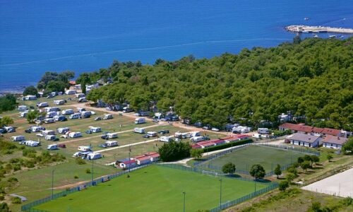 Aanbiedingen camping Aminess Sirena Campsite in Novigrad