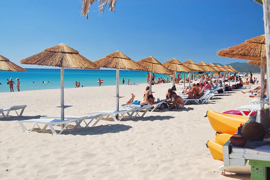 Camping Le Dune Cagliari