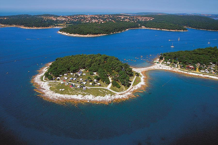 Camping Arena Medulin Istrië