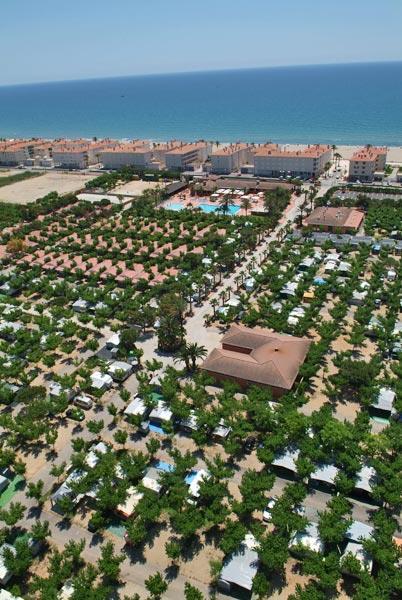 Camping Vendrell Platja Tarragona