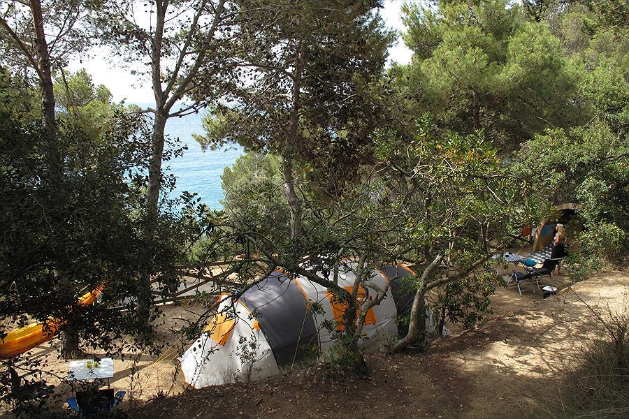 camping in Tossa de Mar
