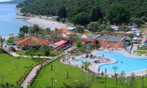 Aanbiedingen camping Camping Autocamp Oliva in Rabac