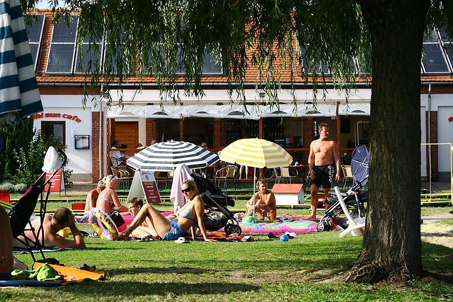 Balatontourist Camping Napfény Veszprém