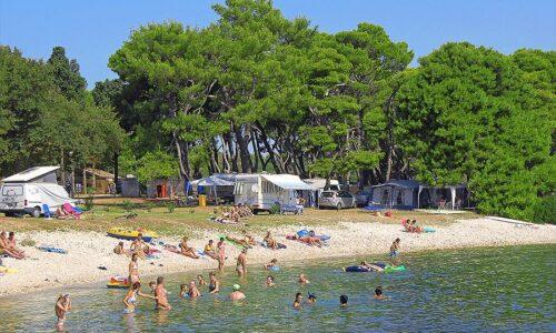 Aanbiedingen camping Camping Arena Stoja in Pula