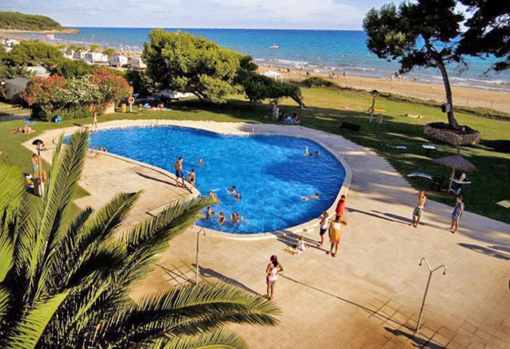 Camping Las Palmeras Tarragona