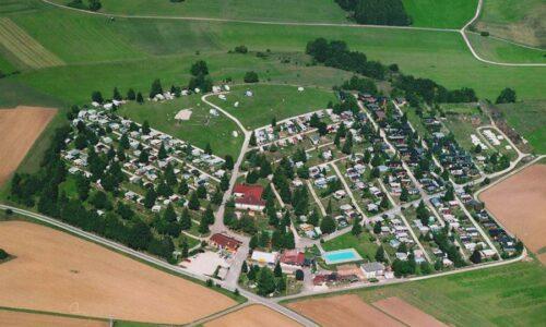 Aanbiedingen camping AZUR Rosencp. Schwäbische Alb in Erpfingen