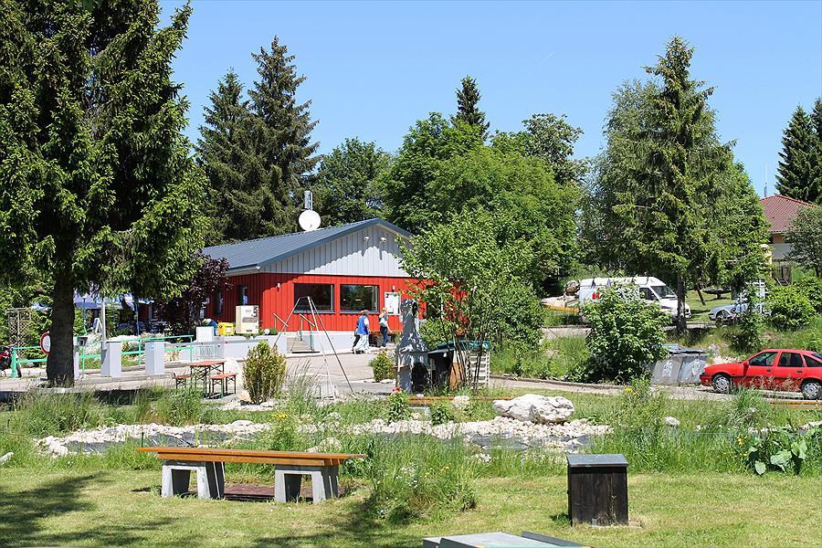camping in Erpfingen