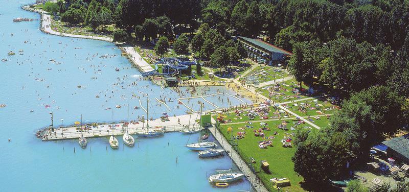 Balatontourist Camping & Bungalows Füred Veszprém