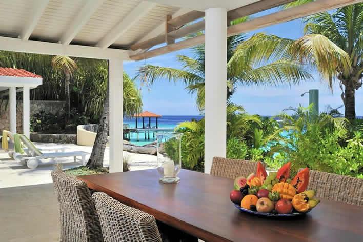 Vakantiehuis op Curaçao en de Antillen