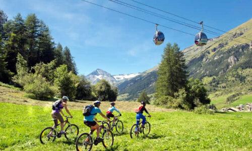 Fietsen en mountainbiken in Savoie Mont Blanc!