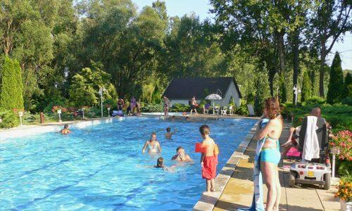 Aanbiedingen camping Balatontourist Camping & Bungalows Zala in Keszthely