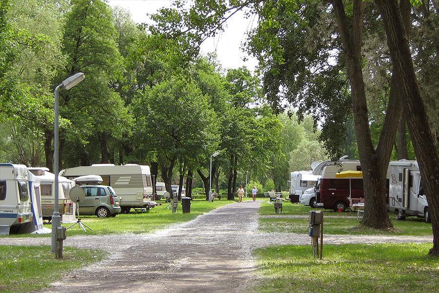 Balatontourist Camping & Bungalows Zala Zala