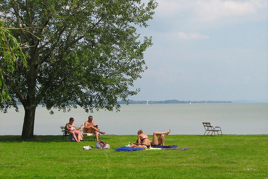 camping in Keszthely