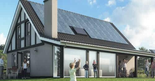 Energiezuinige woningen Mont Royal