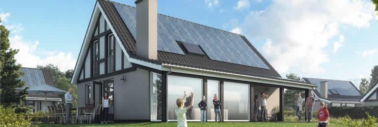 Energieneutrale vakantiehuizen op Landal Mont Royal