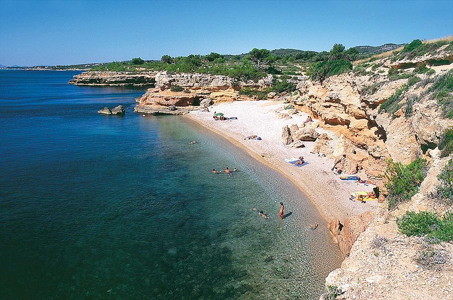 camping in l'Ametlla de Mar