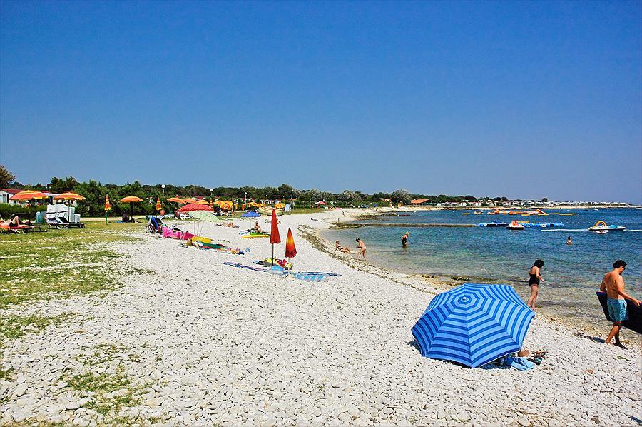 Camping Arena Kažela Istrië