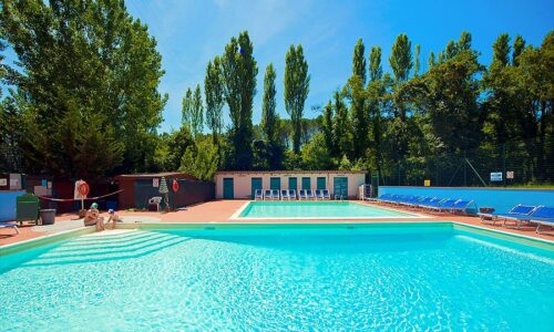 Aanbiedingen camping Camping Village Internazionale Firenze in Impruneta