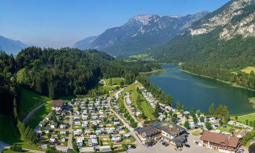 Aanbiedingen camping Camping Seeblick Toni in Kramsach