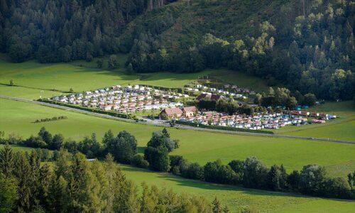 Aanbiedingen camping Camping Bella Austria in Sankt Peter am Kammersberg