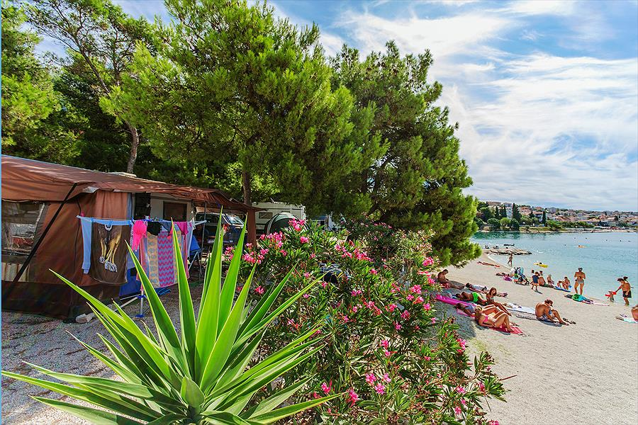 Camping Rožac Split-Dalmatië
