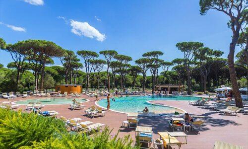 Aanbiedingen camping Camping Cieloverde in Marina di Grosseto