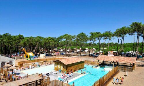 Aanbiedingen camping Camping Campéole Les Tourterelles in Vielle-Saint-Girons